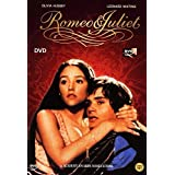 Romeo and Juliet (1968) DVD Leonard Whiting, Olivia Hussey and John McEnery