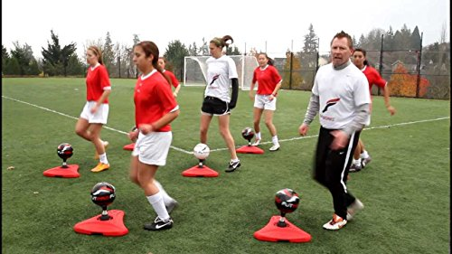 FUTPRO Training ball soccer speed and agility soccer football lacrosse field hockey basketball