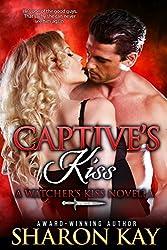 Captive's Kiss: A Watcher's Kiss Novella