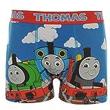 Character Kids Boys Thomas Single Boxer Shorts Casual Printed Underwear Infants Blue 2-3 yrs