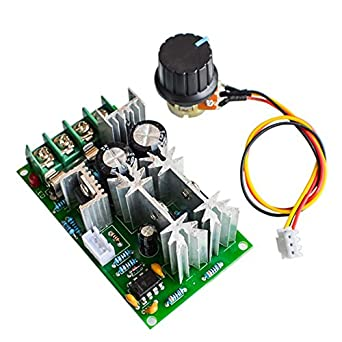 Electrical Equipments & Supplies 2019 Fashion Digital Display Dc Motor Speed Controller Percentage Meter 6v 12v 24v 48v 60v 30a