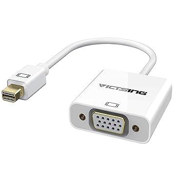 Amazon.com  VicTsing Mini DisplayPort (Thunderbolt) to VGA Adapter ... 1548906627c