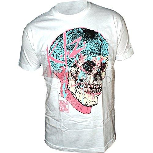 K.I.Z - Hirn T-Shirt weiß
