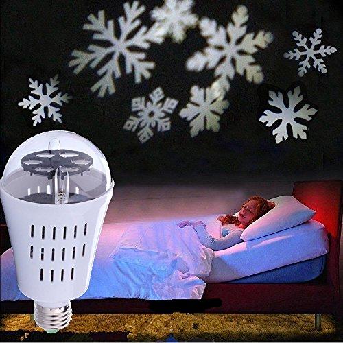 Rotating Led Christmas Lights - 8