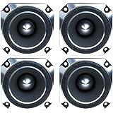 Audiopipe ATR-4061 2-Inch 2400W Titanium Super Pro Tweeter (4 Pack)