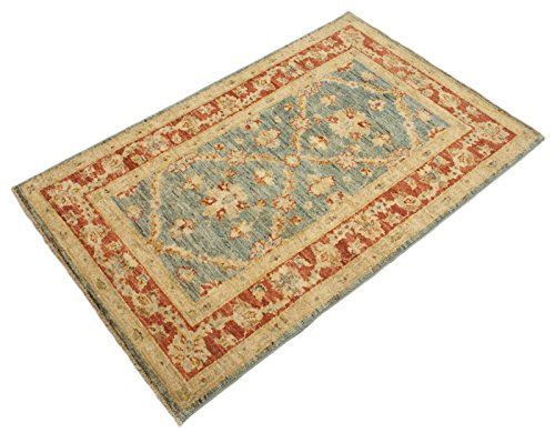 Rug Zigler (Zigler ( Galleria Farah1970 ) Hand Made Carpets Rugs (122X76 cm))