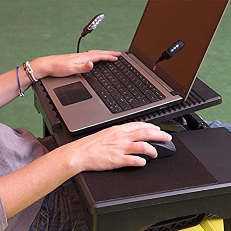 Laptray Pro - Mesa Multifuncion para Ordenador Portatil: Amazon.es: Hogar