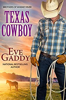 Texas Cowboy Whiskey River Book ebook product image