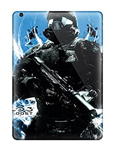 Protective Tpu Case With Fashion Design For Ipad Air (halo 3 Odst)