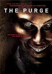 A family is held hostage for harboring the target of a murderous syndicate during the Purge, a 12-hour period in which any and all crime is legalized.