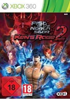 THQ Fist of the North Star - Kens Rage (Xbox 360) - Juego (Xbox ...