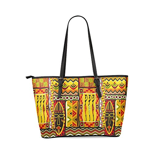 African Leather Bags - 2