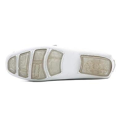 Amazon.com: Zapatillas para hombre con hebilla elegante ...
