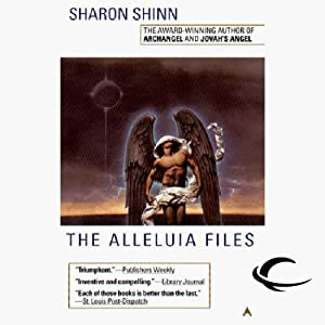 The Alleluia Files Audiobook