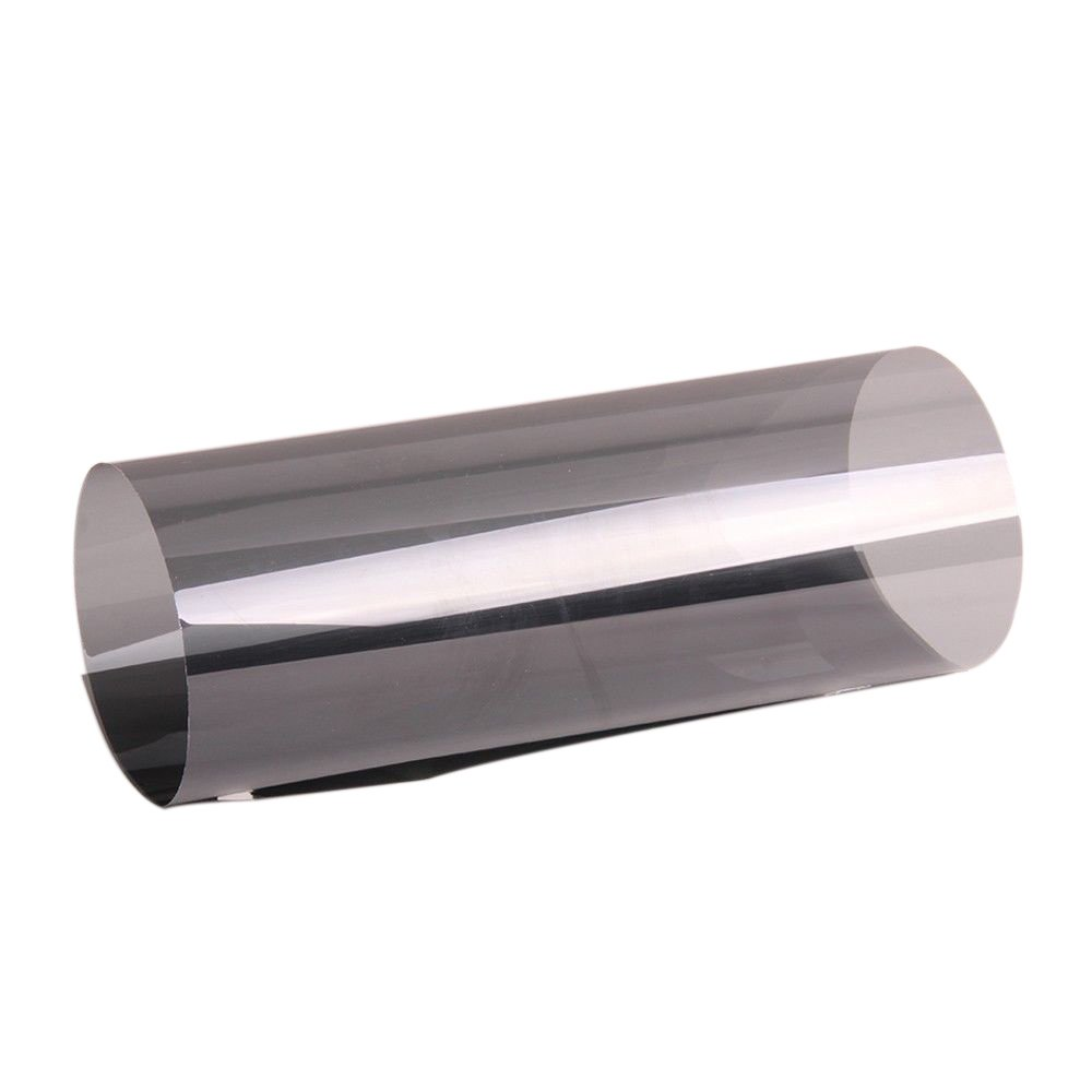 Hoho Solar nero parabrezza tinta striscia film paralume kit parasole ombra Fade Solar vinile 152*50/cm VLT 15/%