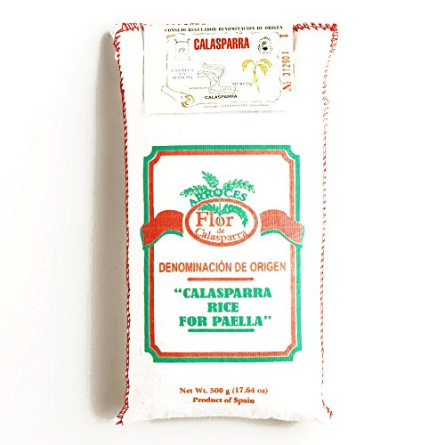 Calasparra Paella Rice 7.64 oz each (1 Item Per (Paella Rice Dish)