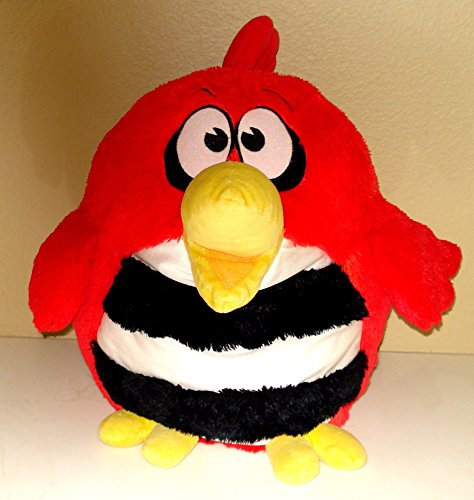 Koo Koo Birds Angry Bird Jumbo Plush - 17 Inches