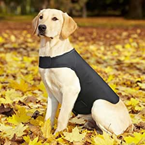 Kurgo Wander Coat Fleece-Lined Dog Jacket, X-Small