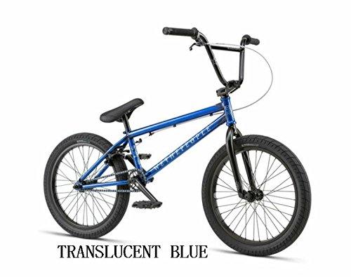 【BMX STREET】【ストリート】【20インチ】WETHEPEOPLE 2018/ARCADE 20.5 B0755ZVSNH TRANSLUCENT BLUE TRANSLUCENT BLUE