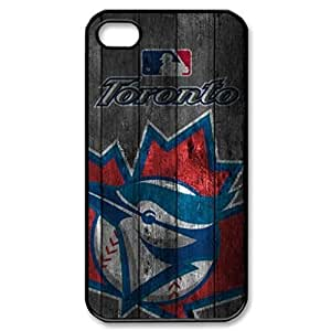Toronto Blue Jays Image Protective Iphone 6 4.7 / Iphone 5 Case Cover Hard Plastic Case for Iphone 6 4.7