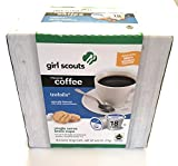 Girl Scouts Cookie Flavored Coffee Single Serve Brew Cups (Trefoils)