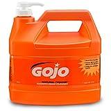 GOJO 0945-04 1-Gallon Natural Orange Smooth Hand Cleaner (4 per Case)