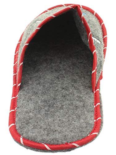 Aperte Mik Grau Funshopping Caviglia Donna Sulla 7WqfUw0