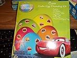 Disney Cars Easter Egg Decoration Kit