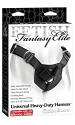 Fetish Fantasy Elite Universal Heavy Duty Harness (Package Of 2)