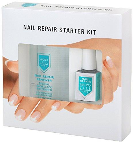 Nail Repair Starter Kit, -Nail Repair Remover 100 ml, Nail Repair 12 ml