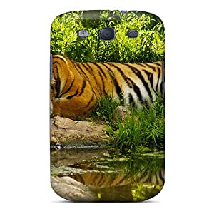New Arrival Case Specially Design For Galaxy S3 (tiger Calm)