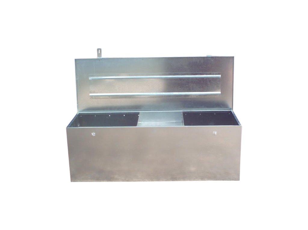 US PRO JOB SITE BOX SAFE TACK CHEST TOOL BOX VAN TRUCK SECURITY GALVANIZED US.PRO-TOOLS
