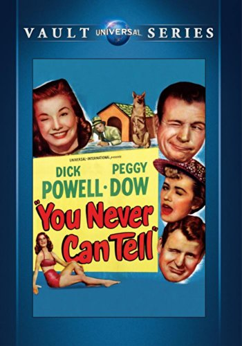 you never can tell dvd - 1