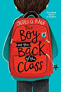 Book Cover: The Boy at the Back of the Class