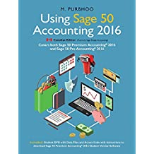 Using Sage 50, 2016 Version Plus Student DVD