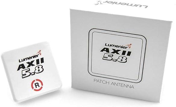 Lumenier axii Patch Antenna 5.8 GHz RHCP   FPV Racer, Copter, drohnen   Copter Farm