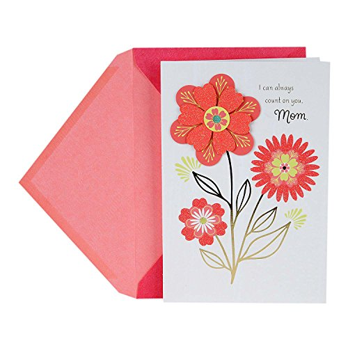 Hallmark Mother's Day Greeting Card (I Can Always Count on You)