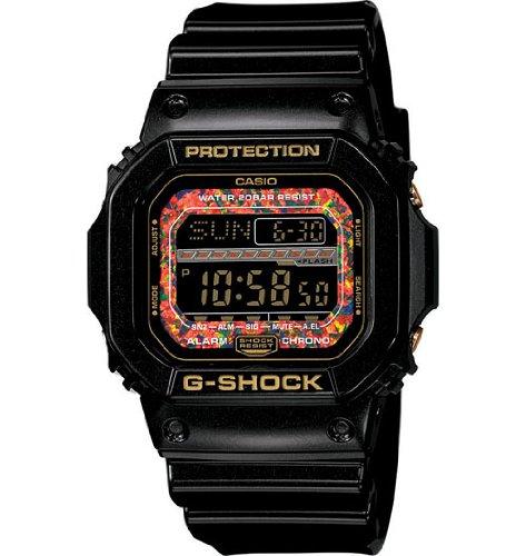 Casio Men's GLS5600KL-1 G-Shock Black Digital Dial Chronograph (1 G-shock Mens Watch)