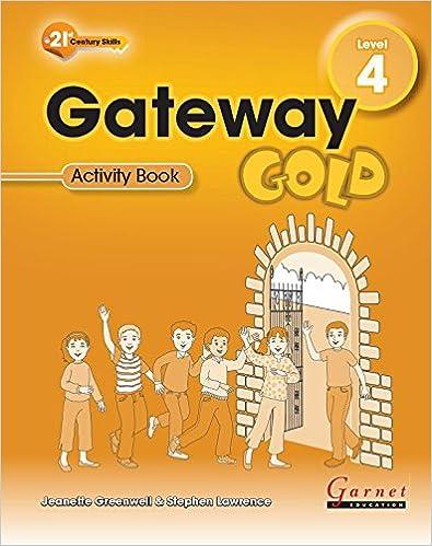 Téléchargement gratuit de livres électroniques pour téléphones mobilesGateway Gold Level 4 Activity Book: Level 4 ePub by Jeanette Greenwell,Stephen Lawrence