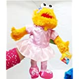 Sesame Street Zoe Plush Puppet 14