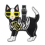 LittleGifts 8472 Cat Luggage Tag