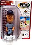 New york Yankees star Roger Clemens #22 official MLB Upper Deck Playmakers Bobble card set Bobblehead