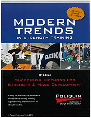 modern trends in strength training charles poliquin 本 通販