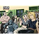 Great Eastern Entertainment FMA Brotherhood Group at Rockbell's Shop Wall Scroll, 33 by 44-Inch