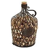 The Original CORK CAGE® Cork Holder - Vintage Wine Jug