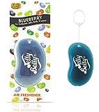 Jelly Belly 15214 3d Jelly Bean Air Freshener - Blueberry