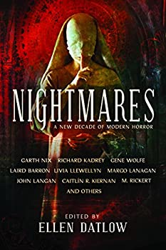 Nightmares: A New Decade of Modern Horror edited by Ellen Datlow