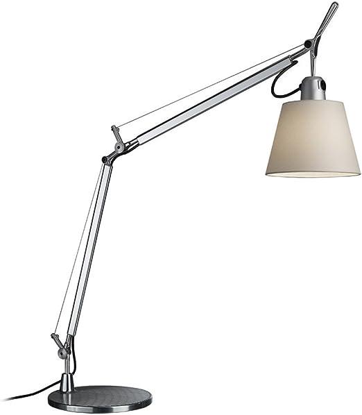 Artemide Tolomeo Basculante lámpara de mesa, E27, 70 watts ...