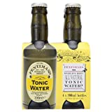 Fentimans Tonic Water - 4 x 200ml (27.05fl oz)