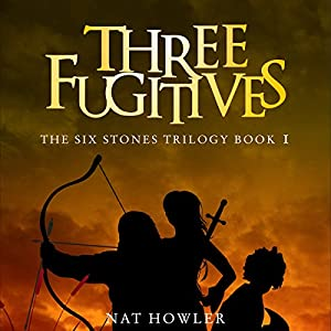 Three Fugitives Audiobook